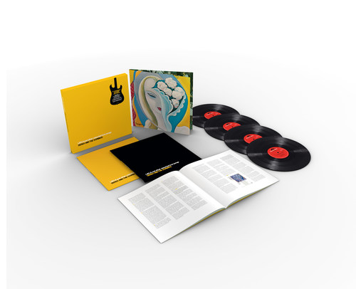DEREK & THE DOMINOS 'Layla and Other Assorted Love Song' 4LP vinyl box set released November 13, 2020 on UME/POLYDOR