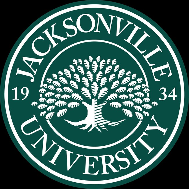 Named one of the Best Regional Universities in the South for 15 consecutive years by U.S. News & World Report, Jacksonville University is a premier private institution in northeast Florida. Founded in 1934, the University offers more than 100 majors and minors at its four colleges, five schools and two institutes. Jacksonville University is located in a beautiful riverfront setting in suburban Jacksonville, across the St. Johns River from downtown and just minutes from the Atlantic Ocean.
