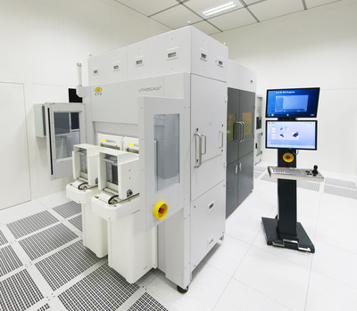 The LITHOSCALE® maskless exposure system from EV Group brings the benefits of digital lithography to high-volume manufacturing.