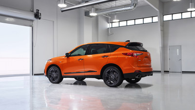 2021 RDX Receives PMC Edition Treatment, Finished in Stunning Thermal Orange Pearl Paint