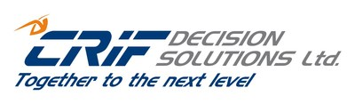 CRIF Decision Solutions Ltd. Logo (PRNewsfoto/CRIF Decision Solutions Ltd.)