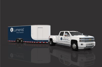 Lumenis' 20-city mobile tour will kick off in Chicago and make its way to New York, Los Angeles, Miami, Detroit, San Francisco and many more major cities around the country