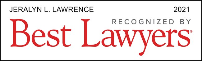 Jeralyn Lawrence Recognized by Best Lawyers