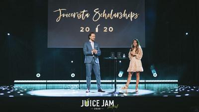 Kat & Landon Eckles Announce 2020 Juice Jam Scholarship Awards