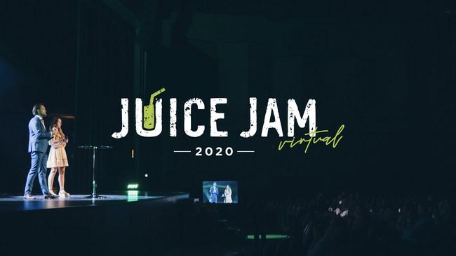 Juice Jam 2020 Kick-Off with Kat & Landon Eckles