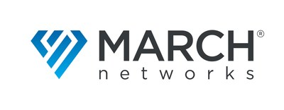 March Networks helps organizations transform video into business intelligence through the integration of surveillance video, analytics, and data from business systems and IoT devices. (CNW Group/MARCH NETWORKS CORPORATION)
