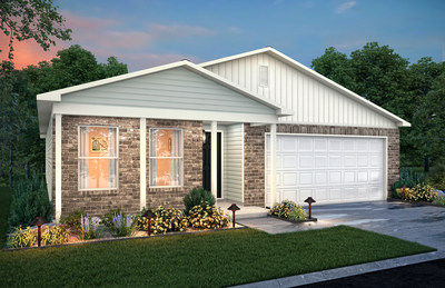 Single-story floor plan in Marion, IN | Villas of Fox Run, new homes by Century Complete