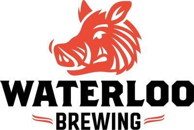 Waterloo Brewing Logo (CNW Group/Waterloo Brewing Ltd.)
