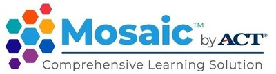 Mosaic™ by ACT® is a research-backed, comprehensive learning solution that provides educators, learners, and families with quality online learning tools and services to address student needs in the classroom and at home, during the COVID-19 pandemic and beyond.