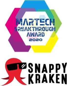 Prestigious Awards Program Recognizes Standout Marketing, Advertising and Sales Technology Around the World