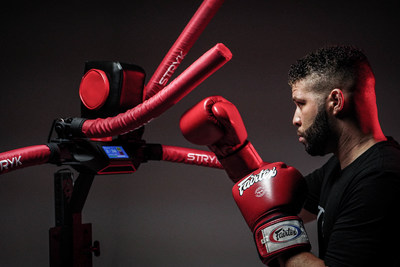 The robots are coming to combat sports training with a new company, STRYK, https://www.strykusa.com/, launching its unique robotic fighting coach, RXT-1, promising the next evolution in fight training. Created by a former U.S. Army Special Forces Explosives Specialist and a long-time combat sports participant, the company's innovative RXT-1 robot is designed with four foam arms, a head target, and a torso pad option, and offers three different training mode options.