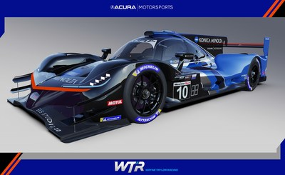 Wayne Taylor Racing will run the #10 Acura ARX-05 in 2021, and will debut at the season-opening Rolex 24 at Daytona.