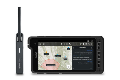 Sonim Supports goTenna Pro Mesh Networking Radio Devices for Situational Awareness, Off-Grid Connectivity