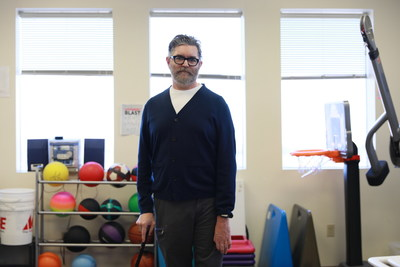 Actor Timothy Omundson at Centre for Neuro Skills' Los Angeles Clinic