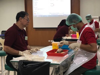 Aesculap Academy in Indonesia Has Trained More Than 15,000 Healthcare Professional