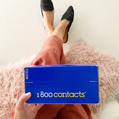 Vision Industry Pioneer 1-800 Contacts Announces Sale