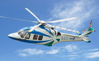 Helicopter lessor LCI and Sumitomo Mitsui Finance and Leasing Company are forming a joint venture helicopter leasing business with an initial acquisition of 19 helicopters valued at US$230m.