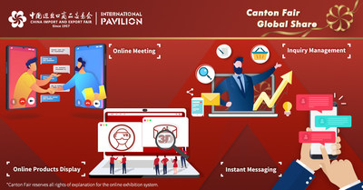 The China Import and Export Fair (Canton Fair) will launch its 128th session online for 10 days between October 15 and 24. Registrations for the Canton Fair International Pavilion are now open to overseas exhibitors who are willing to participate in this grand event, and no additional fee will be charged.