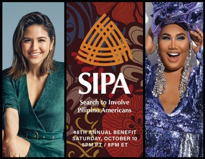 Search to Involve Pilipino Americans (SIPA) announces its 48th Annual Benefit: Vision for Tomorrow, a star-studded virtual gala on Saturday, October 10, at 5PM PT, hosted by Erin Lim of E! Entertainment and beauty guru Patrick Starrr. Participants include Apl.de.Ap, Nick Cannon, Ava DuVernay, Jo Koy, Dan Lin, Lea Salonga, and more. Money raised will benefit Filipino-American non-profit SIPA in Historic Filipinotown. Donations accepted at www.sipacares.org. #sipacares #sipa2020vision
