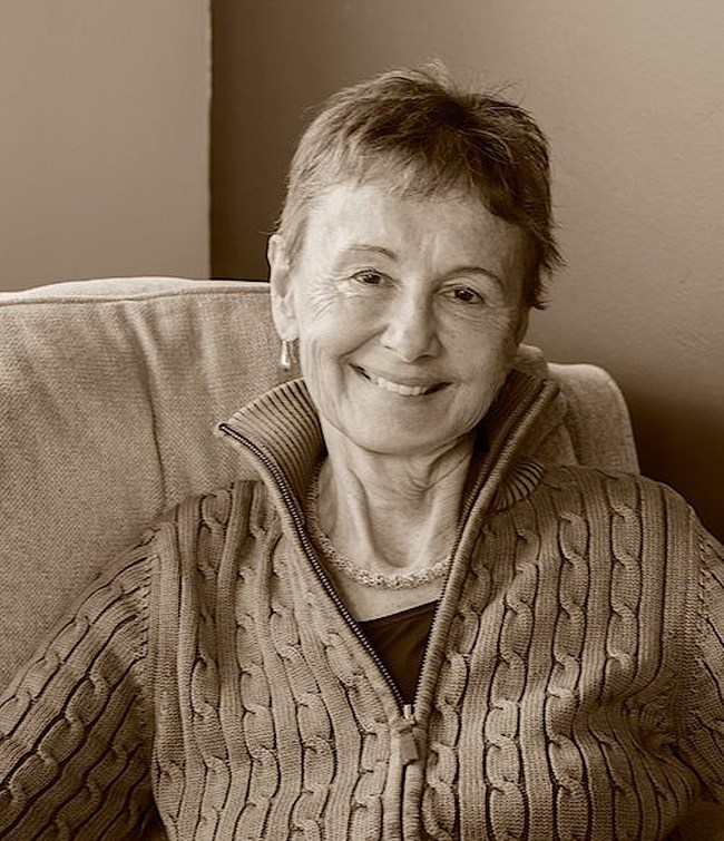 """Tania Romanov, Author of """"One Hundred Years of Exile"""""""
