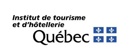 Logo de l'Institut de tourisme et d'hôtellerie du Québec (Groupe CNW/Institut de tourisme et d'hôtellerie du Québec)