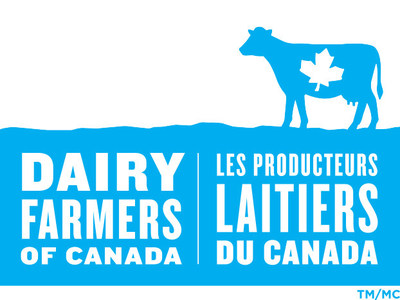 Dairy Farmers of Canada Logo (CNW Group/Dairy Farmers of Canada)