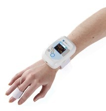"""The Caretaker Continuous """"Beat by Beat"""" Wireless Patient Monitor"""