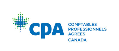 Compatables Professionnels Agrees Canada Logo (Groupe CNW/CPA Canada)