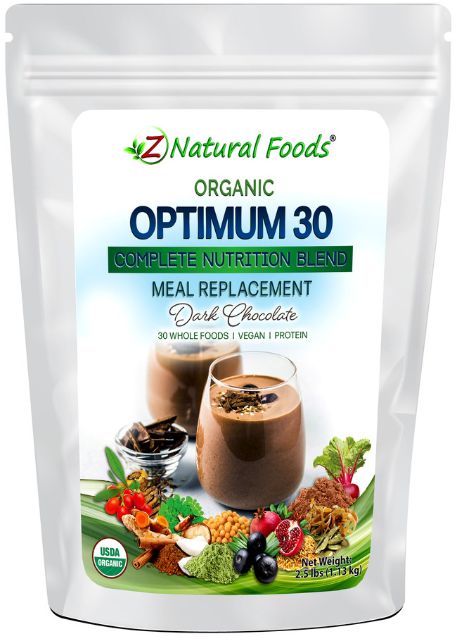 Z Natural Foods announces new Plant-Based, Organic Meal Replacement Shake