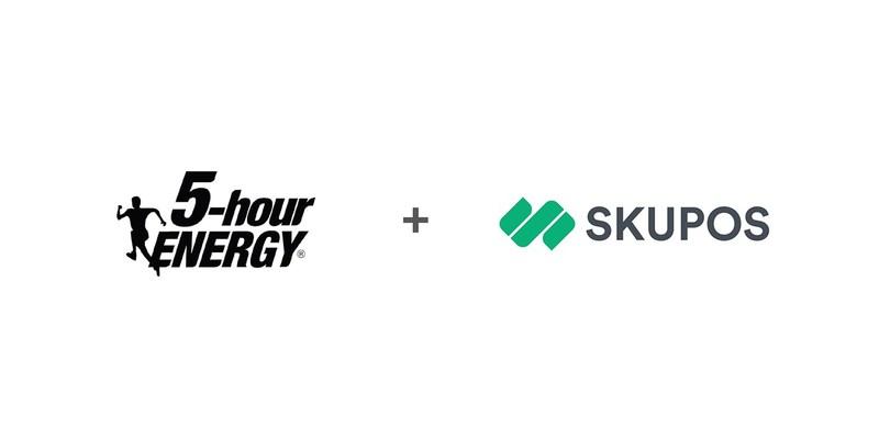 5-hour ENERGY and Skupos Partnership