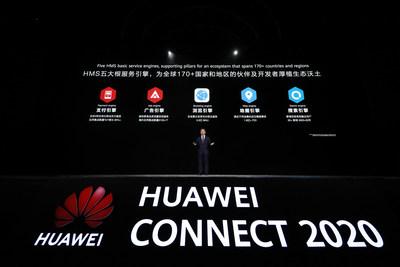 A Huawei leva a transformação digital às indústrias por meio de soluções inovadoras HMS (PRNewsfoto/Huawei Consumer Business Group)