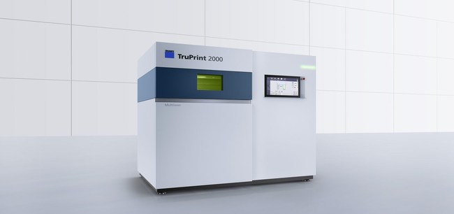 NCS Technologies, Inc. is a distributor for Trumpf TruPrint Additive Products. NCS, based in Gainesville, VA, USA, is a leading distributor and reseller of 3D Printing solutions for federal and state governments, the military and commercial markets.