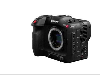 Canon EOS C70 4K Digital Cinema Camera