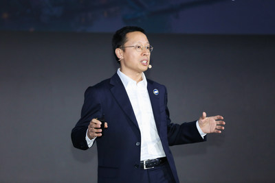 Keynote speech by Richard Jin, President of Huawei Transmission & Access Product Line
