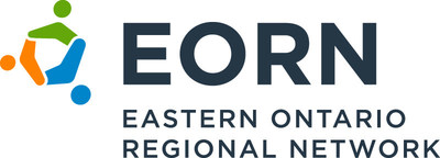 The Eastern Ontario Regional Network serves an area encompassing 113 upper, local and single-tier municipalities in eastern Ontario. (CNW Group/Eastern Ontario Regional Network)