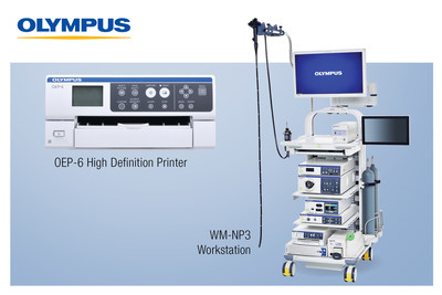 Olympus announces the introduction of the OEP-6 high definition printer and the WM-NP3 workstation, designed to improve procedural workflow.