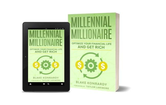 Millennial Millionaire book