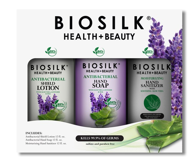 BioSilk Health + Beauty Kit