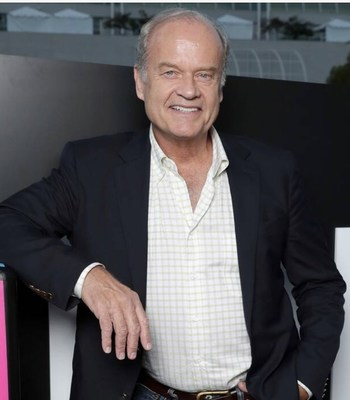 Coverance Insurance Celebrity Spokesperson, Actor, Kelsey Grammer.