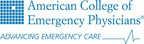 ACEP: Only 5.5 Percent of Emergency Visits Are Nonurgent and Wait Times Continue to Improve, CDC Says