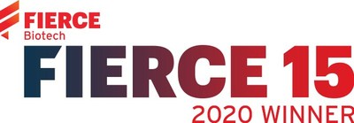 """Carmine Therapeutics has been named as one of FierceBiotech's """"Fierce 15"""" Biotech companies of 2020, designating it as one of the most promising private biotechnology companies in the industry."""