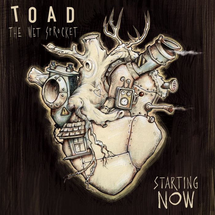"""TOAD THE WET SPROCKET NEW ORIGINAL SONG """"STARTING NOW"""" AVAILABLE TODAY; FIRST TRACK FROM NEW STUDIO ALBUM COMING IN 2021"""