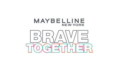 ميبلين نيويورك تطلق برنامج شجعان معًا: برنامج طويل الأمد لدعم التخلص من القلق والاكتئاب في جميع أنحاء العال