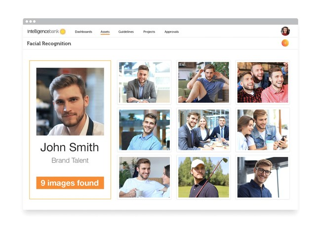 Facial Recognition brings advanced facial identification with auto-tagging by matching files to people.