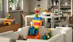 Play, Display and Replay: IKEA and the LEGO Group introduce BYGGLEK - a creative solution that intertwines play and storage