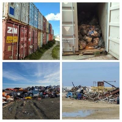 Debeers Victor Diamond Ime推进脆弱的湿地栖息地的大规模垃圾垃圾桶 -  Attawapiskat First Nation战斗
