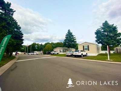 Since taking ownership fo the Orion Lakes community in 2018, Havenpark Communities has actively leased and sold over 100 new homes to residents.