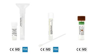A Zymo Research recebeu a Marcação CE IVD por seus reagentes e dispositivos de coleta DNA/RNA Shield™.