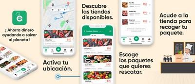 ¡Conoce CHEAF, la app mexicana que busca acabar con el desperdicio de comida!