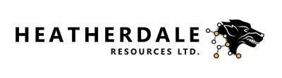 Heatherdale Resources Limited Logo (CNW Group/Heatherdale Resources Limited)